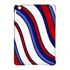 Decorative Lines Apple Ipad Mini Hardshell Case (compatible With Smart Cover) by Valentinaart