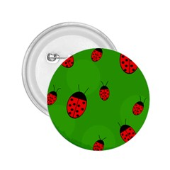 Ladybugs 2 25  Buttons by Valentinaart