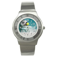 jewelry and watches Stainless Steel Watch by 123creations