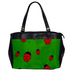 Ladybugs Office Handbags by Valentinaart