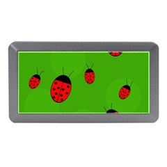 Ladybugs Memory Card Reader (mini) by Valentinaart