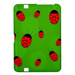 Ladybugs Kindle Fire Hd 8 9  by Valentinaart