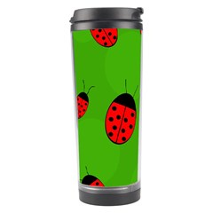 Ladybugs Travel Tumbler by Valentinaart