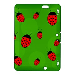 Ladybugs Kindle Fire Hdx 8 9  Hardshell Case by Valentinaart