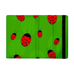 Ladybugs Ipad Mini 2 Flip Cases by Valentinaart
