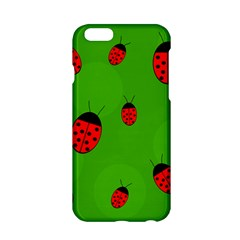 Ladybugs Apple Iphone 6/6s Hardshell Case by Valentinaart
