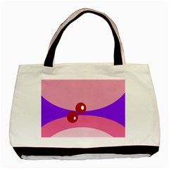 Decorative Abstraction Basic Tote Bag (Two Sides)