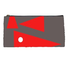 Decorative Abstraction Pencil Cases by Valentinaart