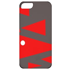 Decorative Abstraction Apple Iphone 5 Classic Hardshell Case by Valentinaart