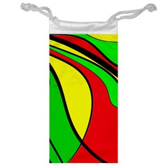 Colors Of Jamaica Jewelry Bags by Valentinaart