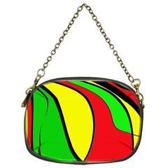 Colors Of Jamaica Chain Purses (one Side)  by Valentinaart