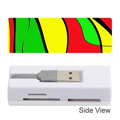 Colors Of Jamaica Memory Card Reader (stick)  by Valentinaart