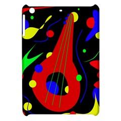 Abstract Guitar  Apple Ipad Mini Hardshell Case by Valentinaart