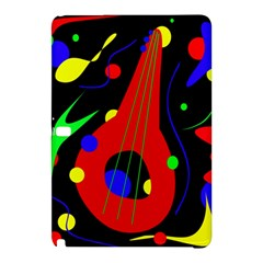 Abstract Guitar  Samsung Galaxy Tab Pro 10 1 Hardshell Case by Valentinaart