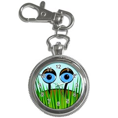 Snail Key Chain Watches by Valentinaart