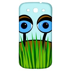 Snail Samsung Galaxy S3 S Iii Classic Hardshell Back Case by Valentinaart