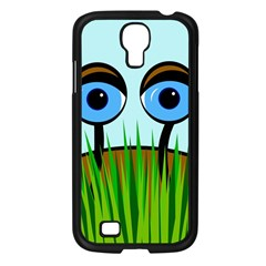 Snail Samsung Galaxy S4 I9500/ I9505 Case (black) by Valentinaart