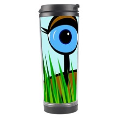 Snail Travel Tumbler by Valentinaart