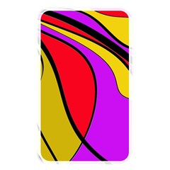 Colorful Lines Memory Card Reader by Valentinaart