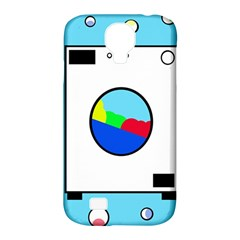 Washing Machine  Samsung Galaxy S4 Classic Hardshell Case (pc+silicone) by Valentinaart