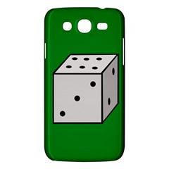 Dice  Samsung Galaxy Mega 5 8 I9152 Hardshell Case  by Valentinaart