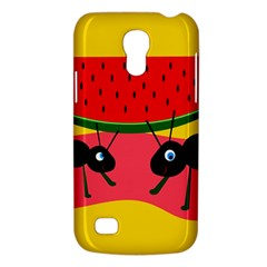 Ants And Watermelon  Galaxy S4 Mini by Valentinaart