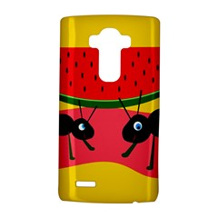 Ants and watermelon  LG G4 Hardshell Case