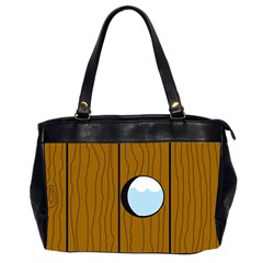 Over the fence  Office Handbags (2 Sides)