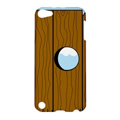 Over The Fence  Apple Ipod Touch 5 Hardshell Case by Valentinaart