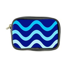 Blue Waves  Coin Purse by Valentinaart