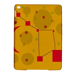 Yellow Abstract Sky Ipad Air 2 Hardshell Cases by Valentinaart
