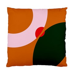 Decorative Abstraction  Standard Cushion Case (one Side) by Valentinaart