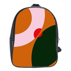 Decorative Abstraction  School Bags (xl)  by Valentinaart