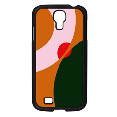 Decorative Abstraction  Samsung Galaxy S4 I9500/ I9505 Case (black) by Valentinaart