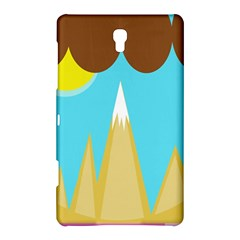 Abstract Landscape  Samsung Galaxy Tab S (8 4 ) Hardshell Case  by Valentinaart
