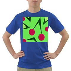 Cherries  Dark T Shirt by Valentinaart