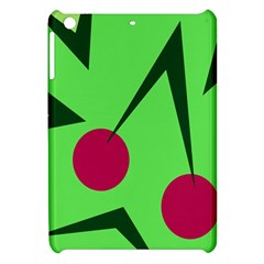 Cherries  Apple Ipad Mini Hardshell Case by Valentinaart
