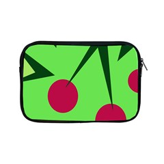 Cherries  Apple Ipad Mini Zipper Cases by Valentinaart