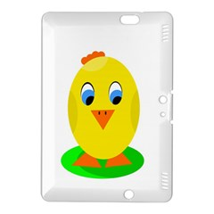 Cute Chicken  Kindle Fire Hdx 8 9  Hardshell Case by Valentinaart