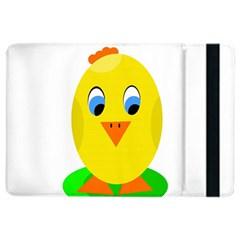 Cute Chicken  Ipad Air 2 Flip by Valentinaart
