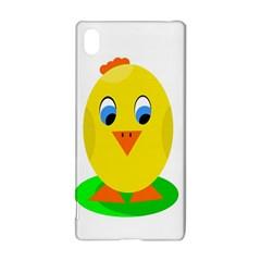 Cute Chicken  Sony Xperia Z3+ by Valentinaart