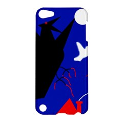 Night Birds  Apple Ipod Touch 5 Hardshell Case by Valentinaart
