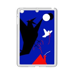 Night Birds  Ipad Mini 2 Enamel Coated Cases by Valentinaart