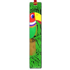 Toucan Large Book Marks by Valentinaart