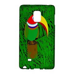 Toucan Galaxy Note Edge by Valentinaart