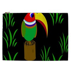 Toucan Cosmetic Bag (XXL)
