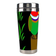 Toucan Stainless Steel Travel Tumblers by Valentinaart