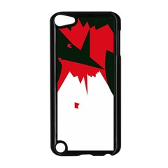 Volcano  Apple Ipod Touch 5 Case (black) by Valentinaart