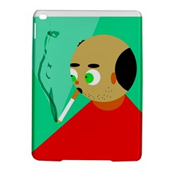 Smoker  Ipad Air 2 Hardshell Cases by Valentinaart