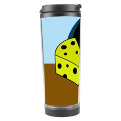 Cheese  Travel Tumbler by Valentinaart